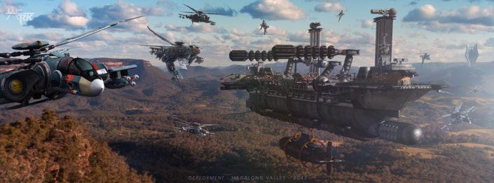 Deployment Last Ark