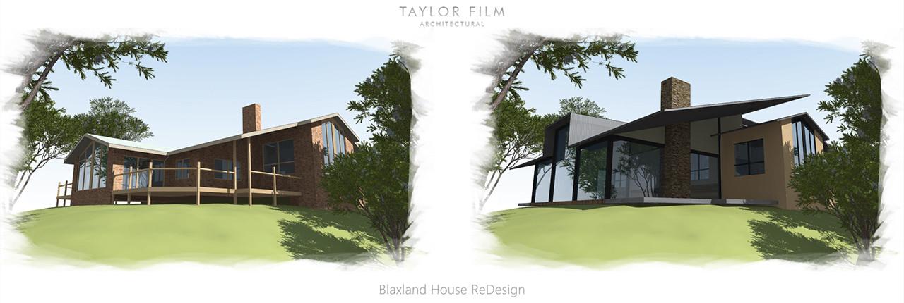 Blaxland House Redesign Taylor Film