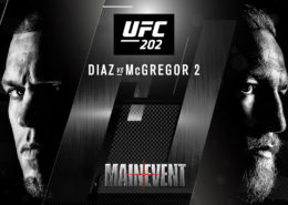 UFC 202 - Diaz vs McGregor 2